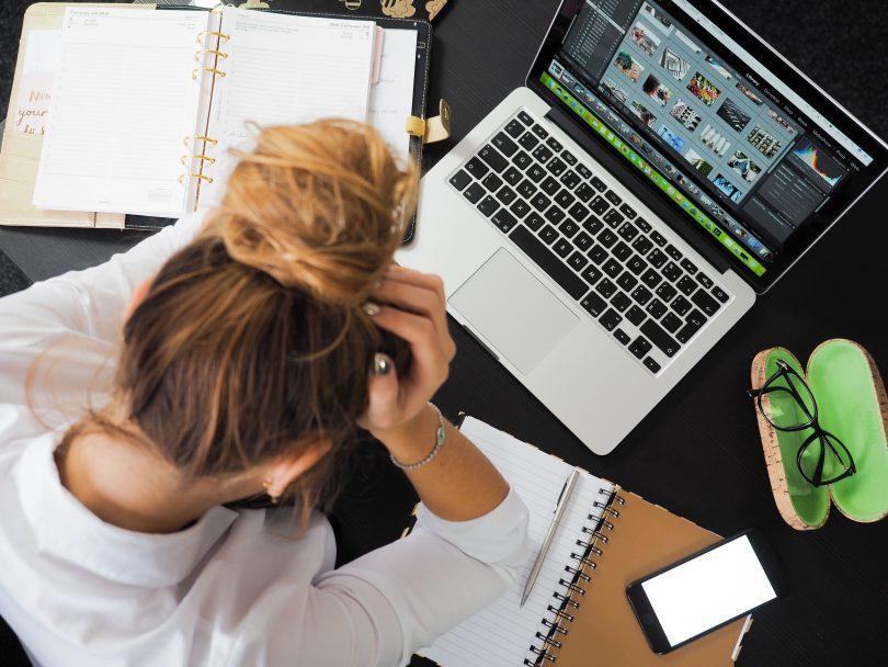 burnout e estresse