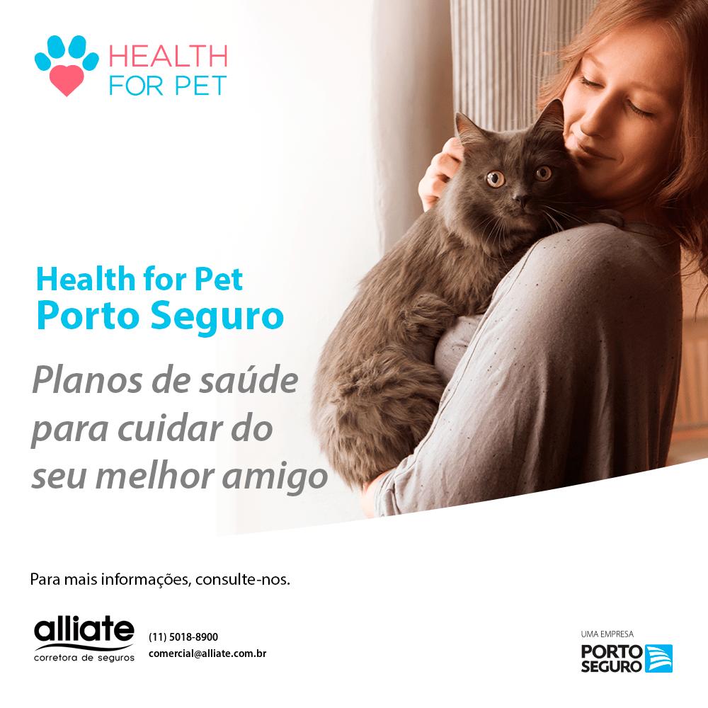 Plano de saúde para seu Pet